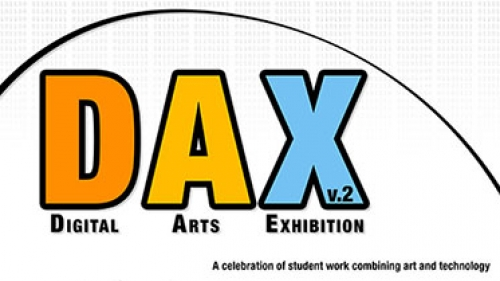 Digital Arts Exhibition - A Celebration of Student Work Combining Art and Technology