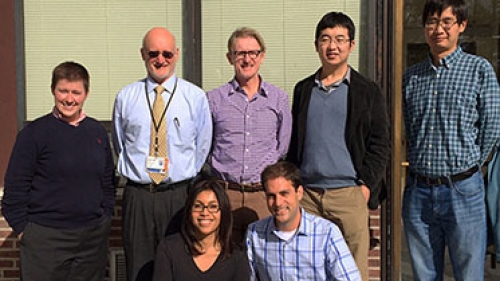 Researchers from Dartmouth and Cornell who are working together to create mobile monitoring for schizophrenia.
