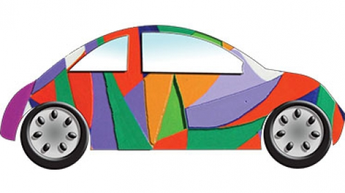 """CarSafe"" is a new driver safety app developed at Dartmouth. (Martha Montes de Oca)"