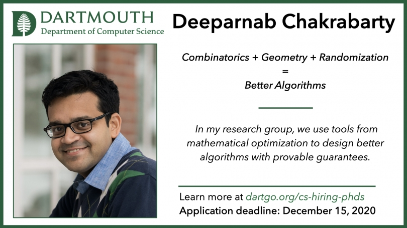 DeepC PhD ad