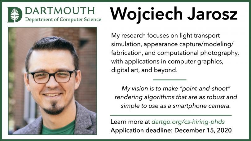 Wojciech PhD ad