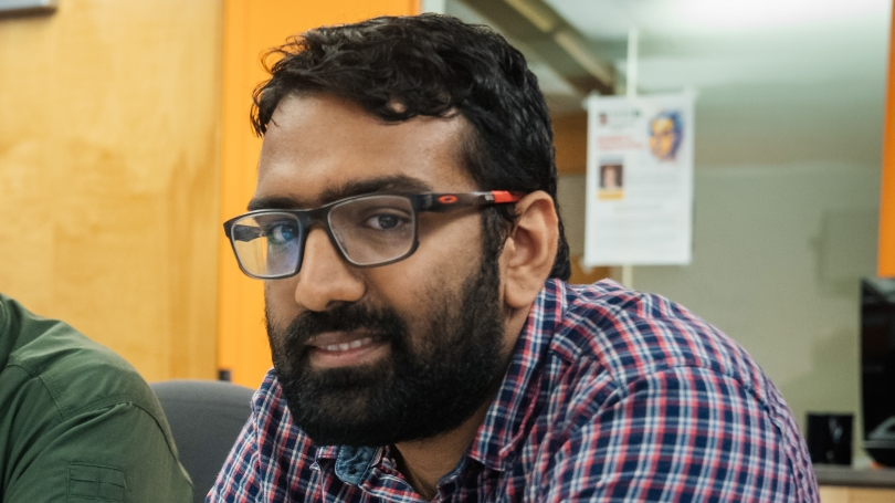 Prashant Anantharaman